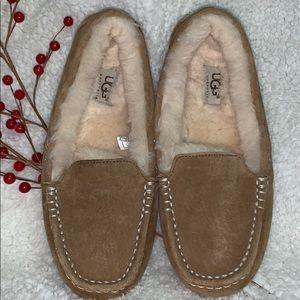 ❤️UGG Ansley Tan Slippers S/N 3312